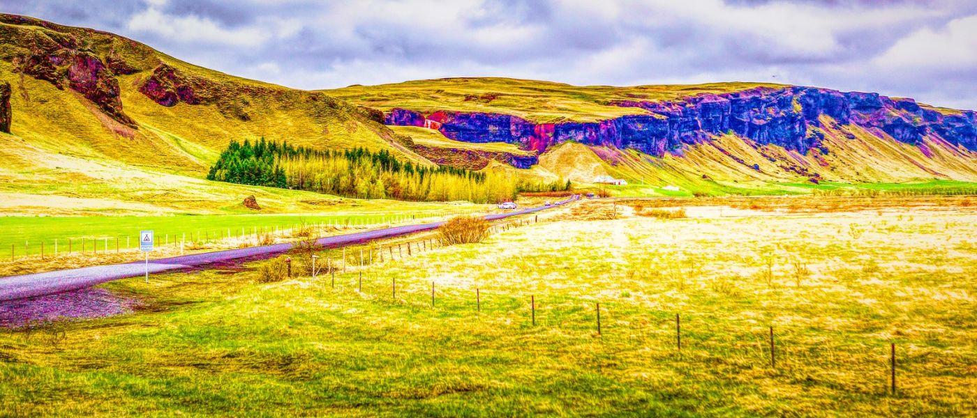 冰岛风采,山体连绵_图1-21