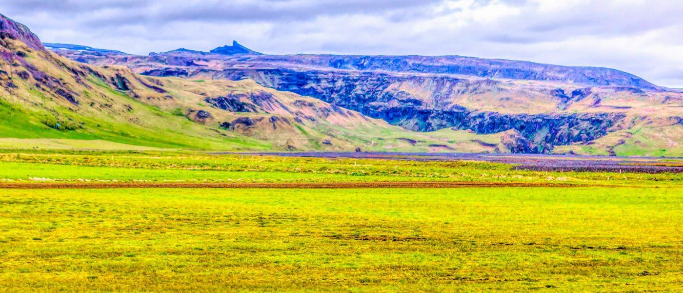 冰岛风采,山体连绵_图1-23
