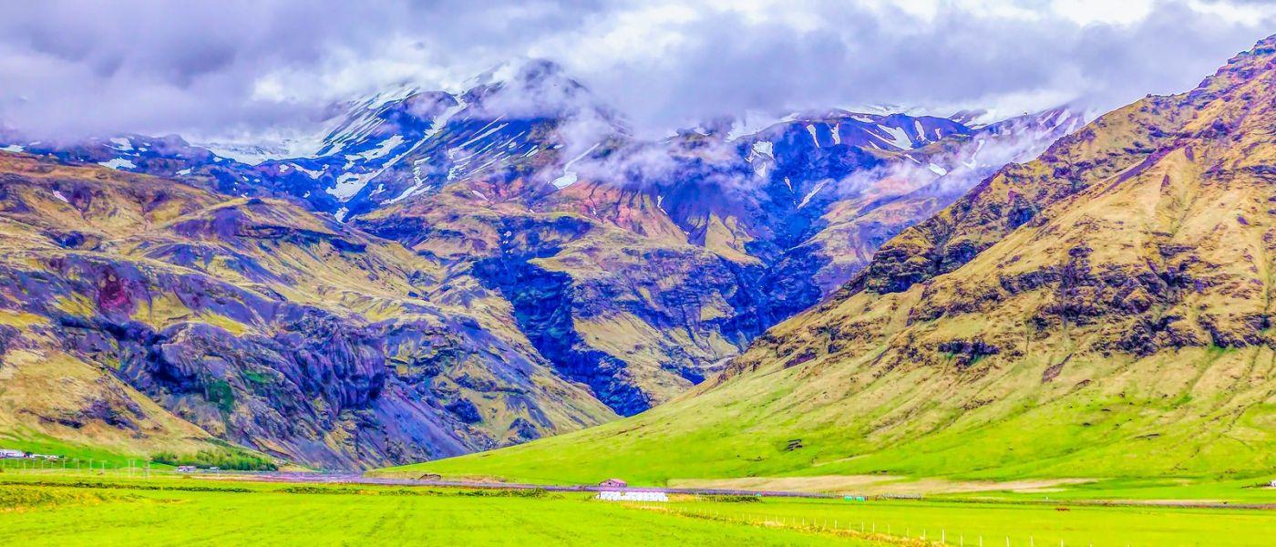 冰岛风采,山体连绵_图1-24