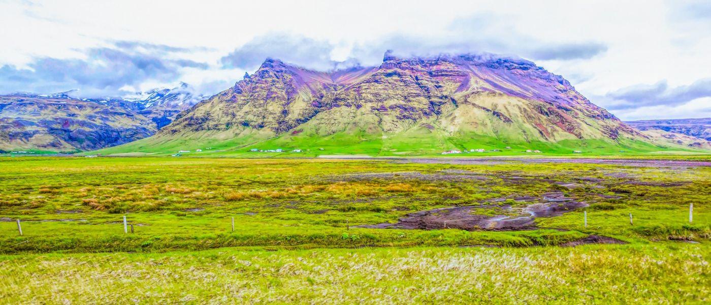冰岛风采,山体连绵_图1-27