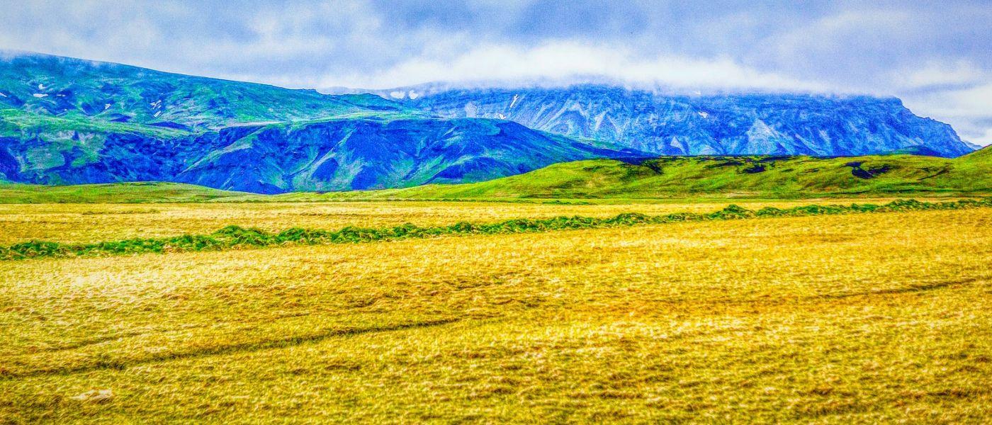 冰岛风采,山体连绵_图1-26