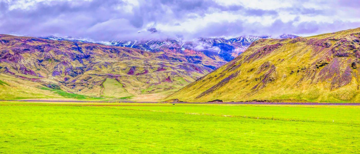 冰岛风采,山体连绵_图1-25