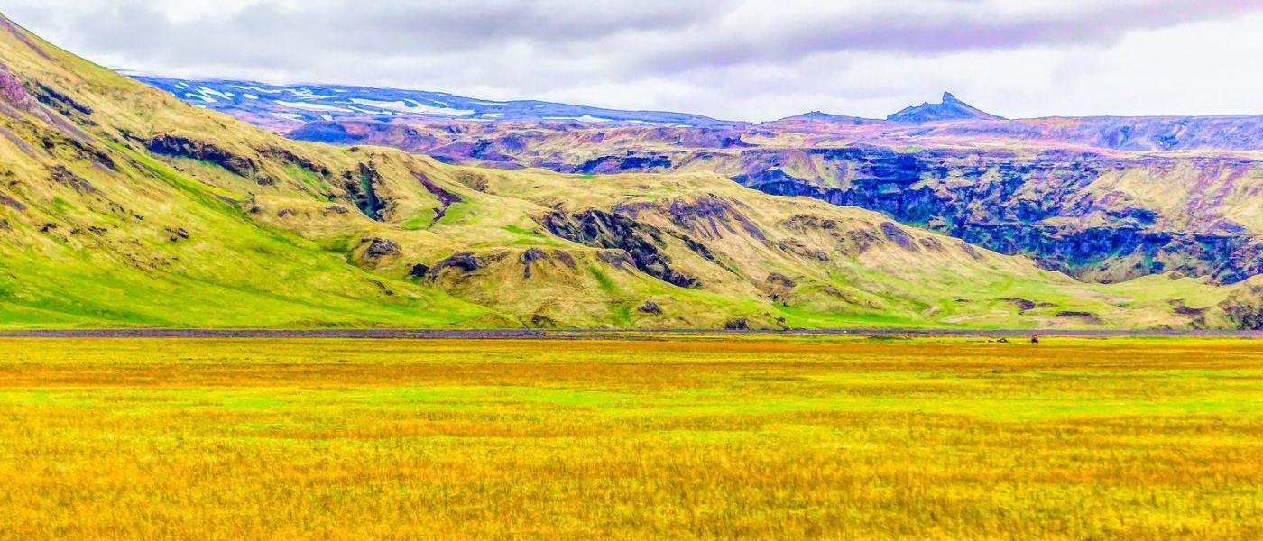 冰岛风采,山体连绵_图1-29