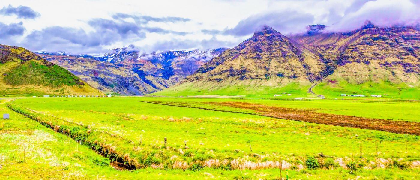 冰岛风采,山体连绵_图1-30