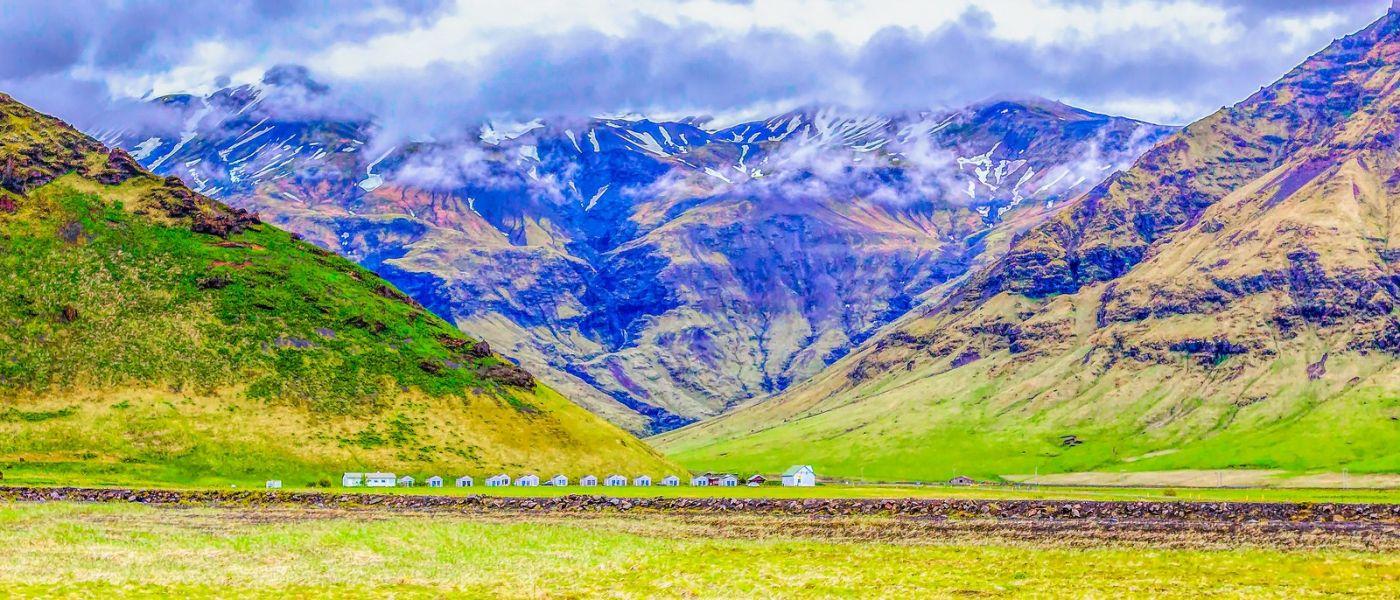 冰岛风采,山体连绵_图1-31