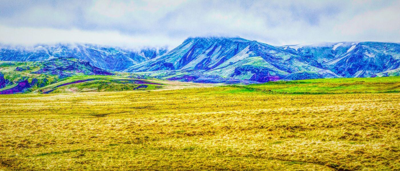 冰岛风采,山体连绵_图1-32