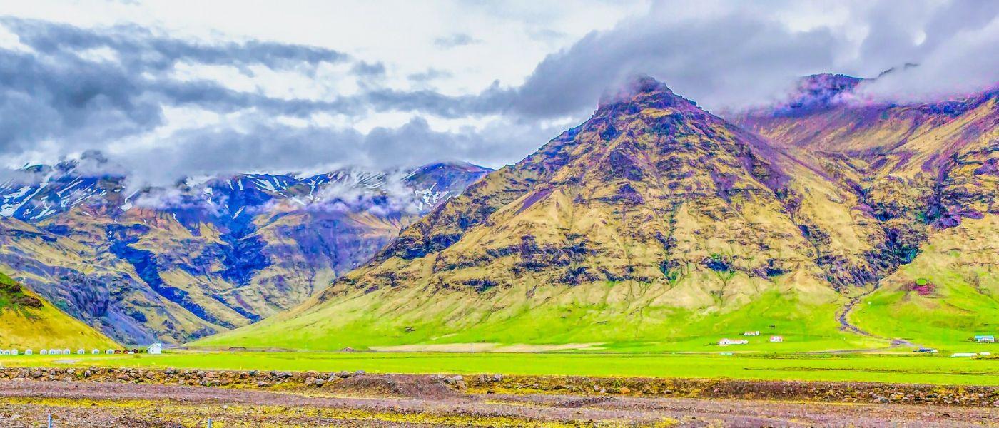 冰岛风采,山体连绵_图1-35