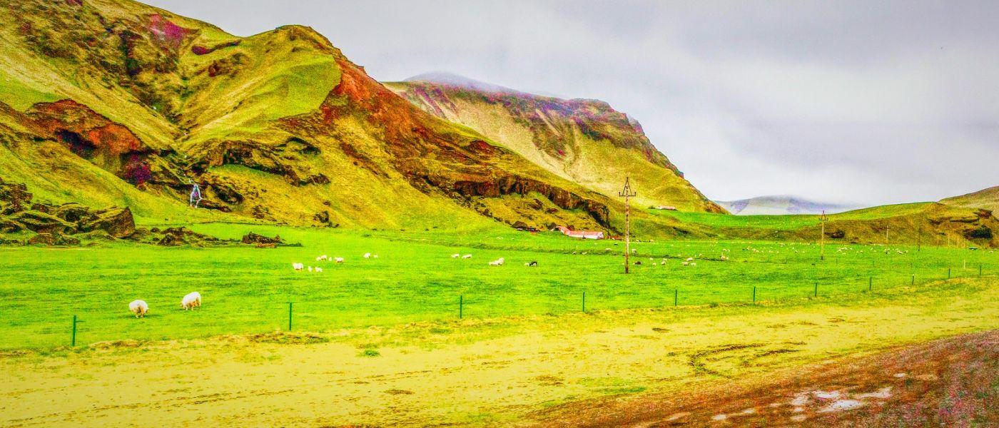 冰岛风采,山体连绵_图1-34