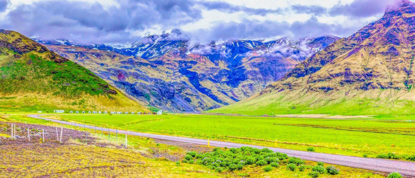 冰岛风采,山体连绵_图1-33