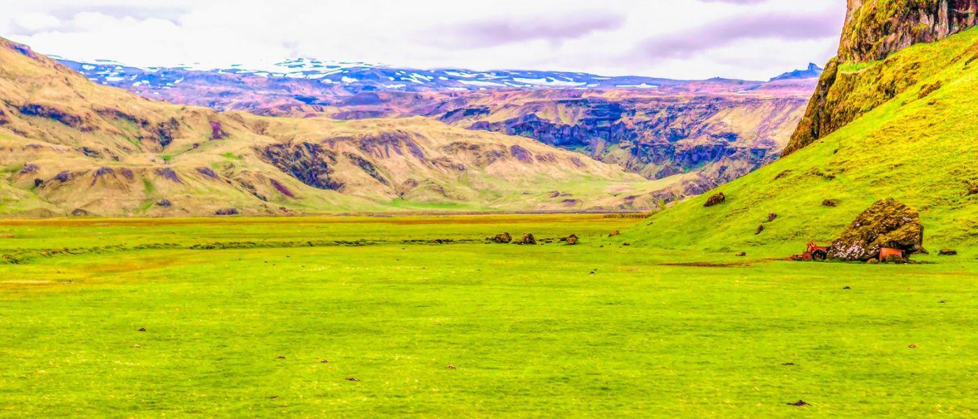 冰岛风采,山体连绵_图1-37