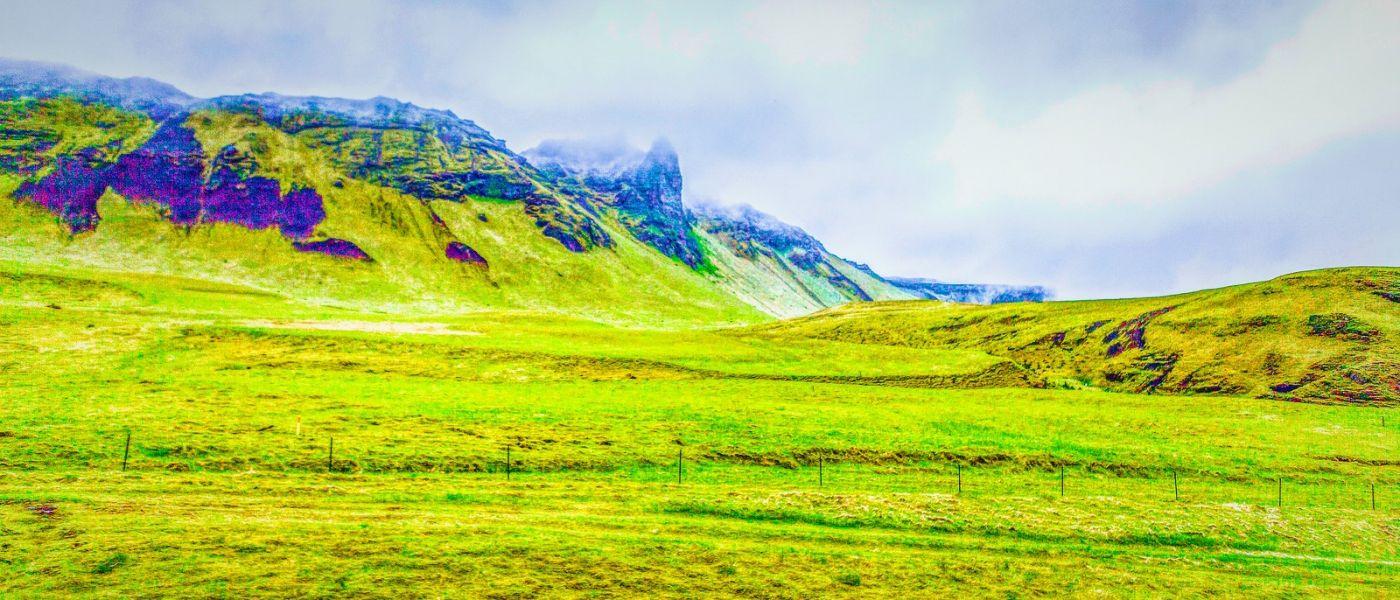 冰岛风采,山体连绵_图1-38