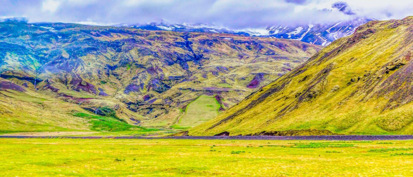 冰岛风采,山体连绵_图1-39