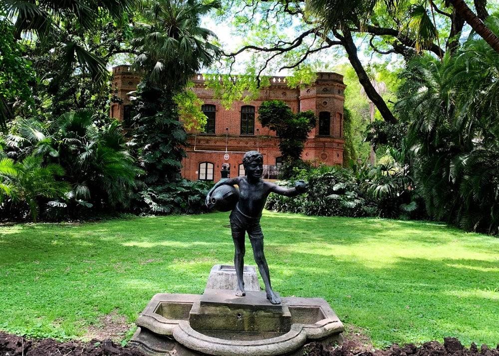 布宜诺斯艾利斯植物园和日本花园_图1-8