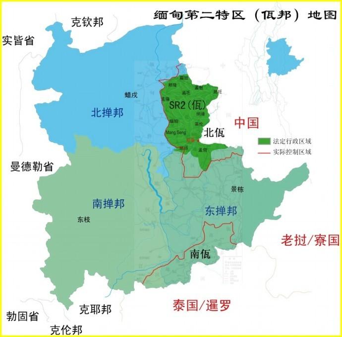 中国境外三个不为人知的汉人政权_图1-3
