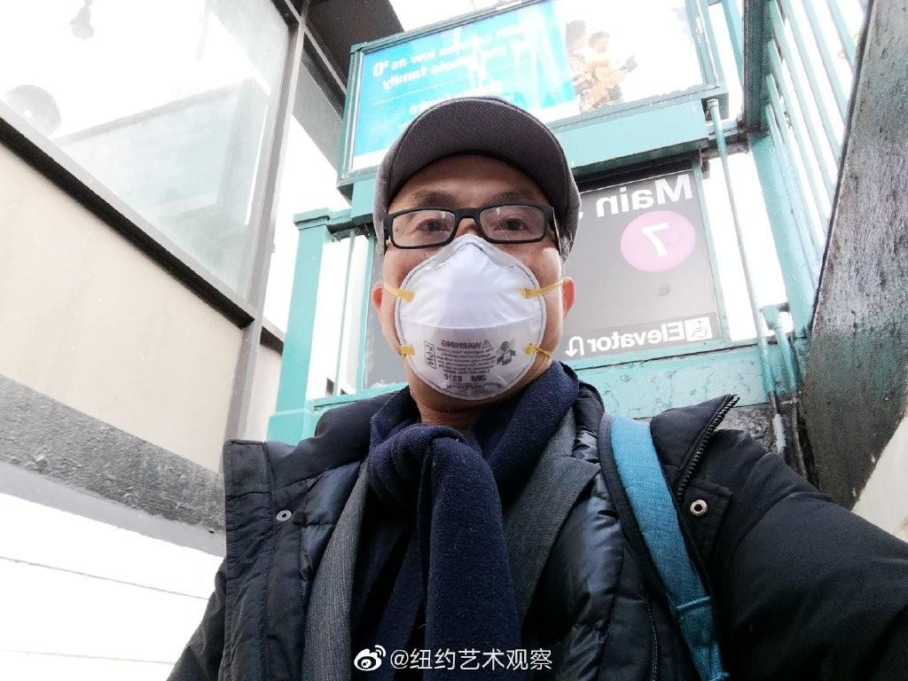 纽约抗疫前线,华人严阵以待_图1-9