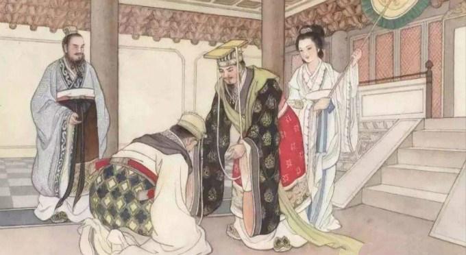 人不风流枉少年,鹦鹉才高却累身,他当面嘲笑皇帝反被封官 ..._图1-1