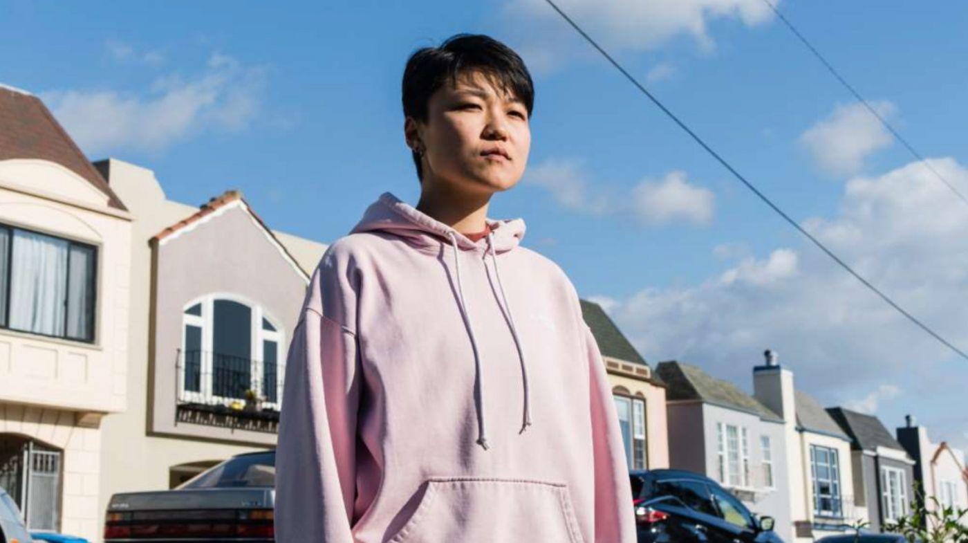被吐痰 被辱骂 旧金山华裔女孩说:幸好这件事是发生在我身上 ... ..._图1-1
