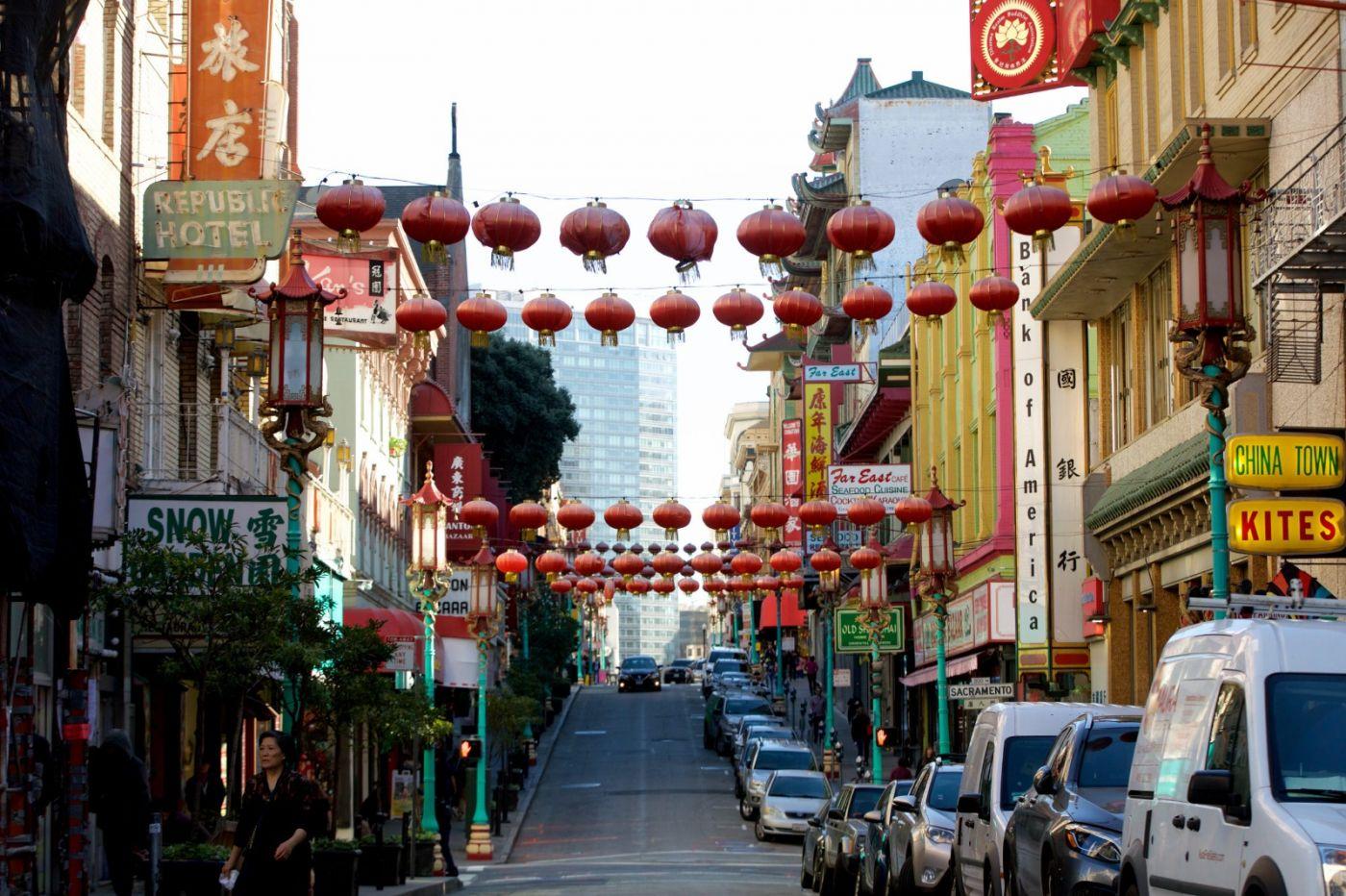 被吐痰 被辱骂 旧金山华裔女孩说:幸好这件事是发生在我身上 ... ..._图1-3