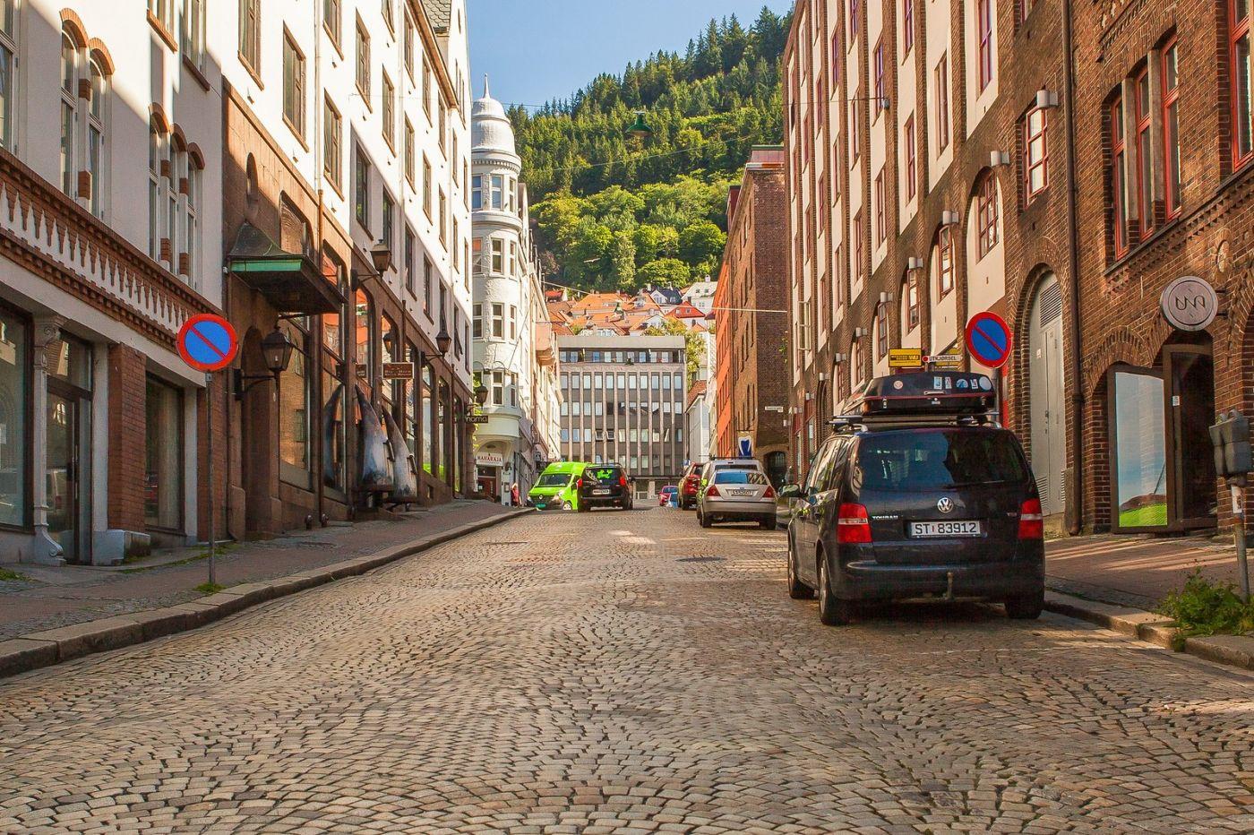 挪威卑尔根市(Bergen),老城新说_图1-12