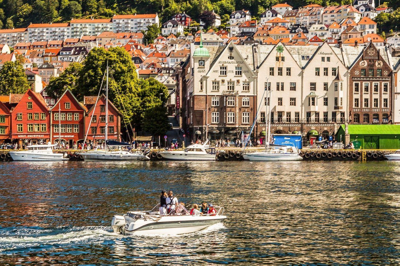 挪威卑尔根市(Bergen),老城新说_图1-14