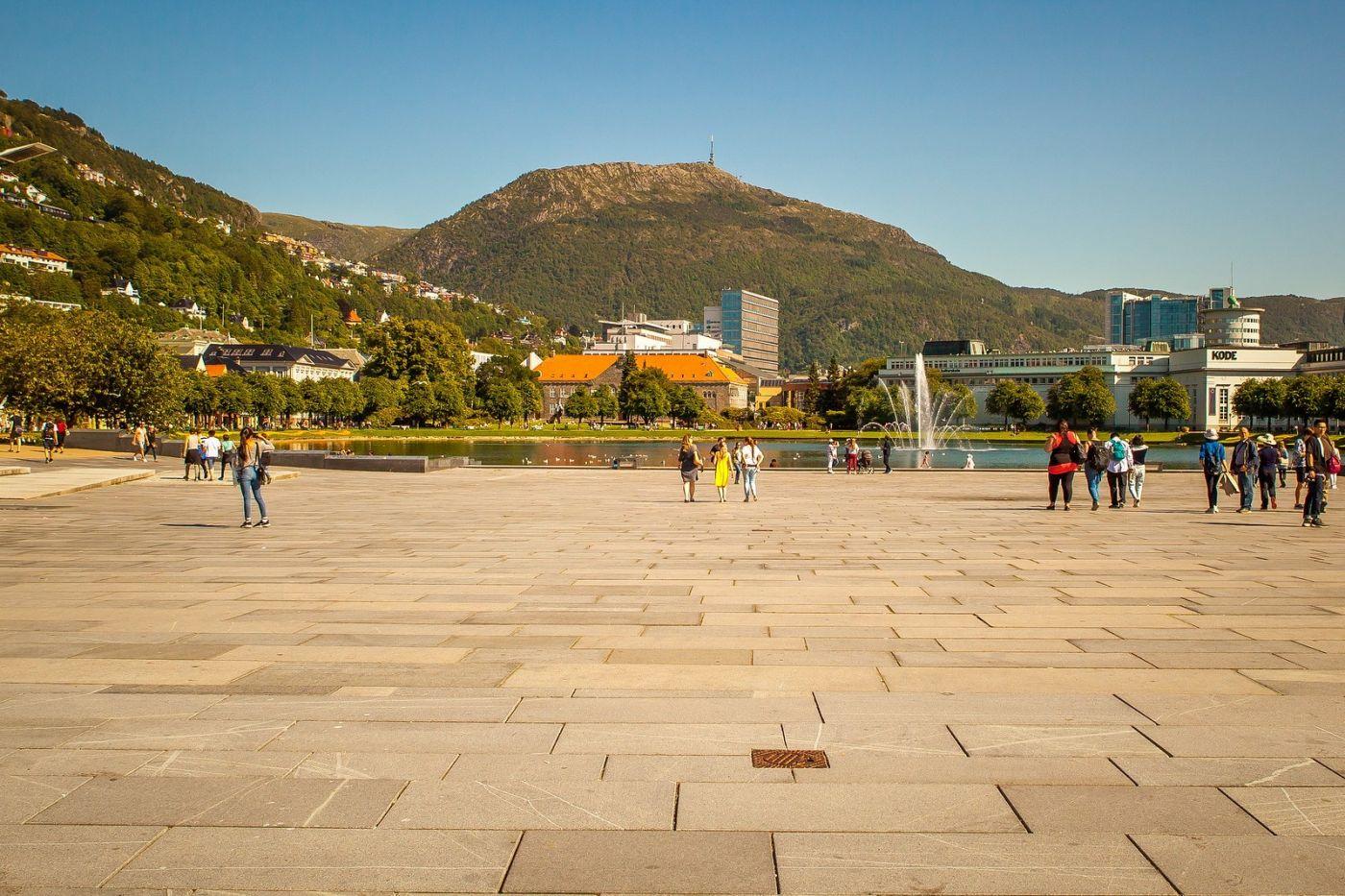 挪威卑尔根市(Bergen),老城新说_图1-13