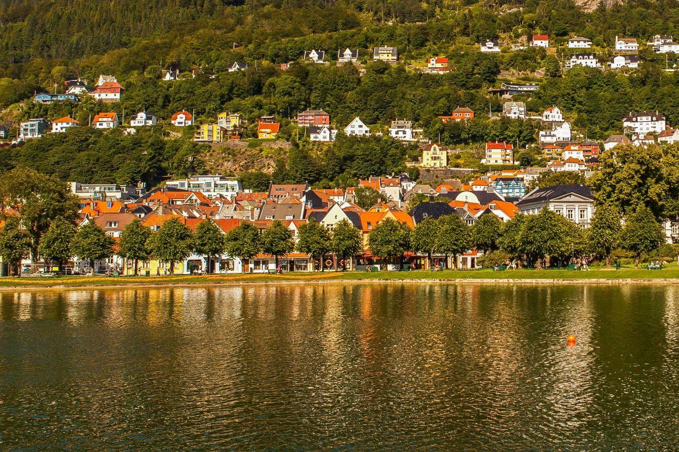 挪威卑尔根市(Bergen),老城新说_图1-19