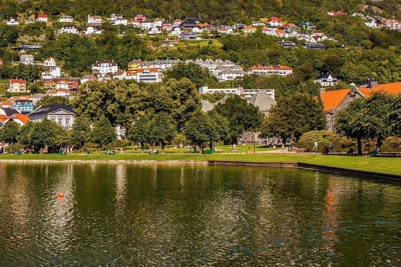 挪威卑尔根市(Bergen),老城新说_图1-21