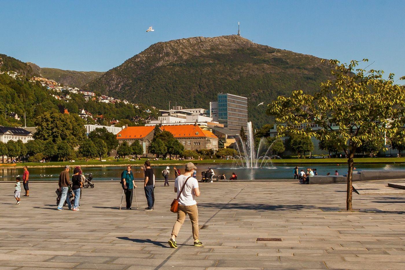 挪威卑尔根市(Bergen),老城新说_图1-26
