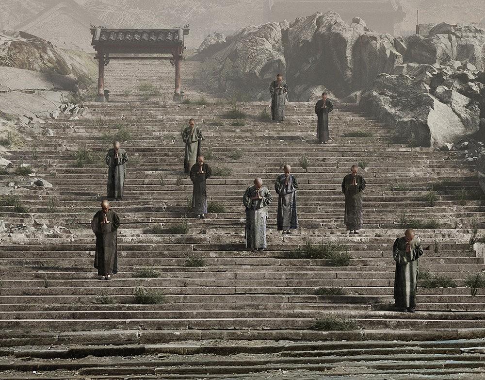 赵国栋的科幻艺术作品展_图1-4