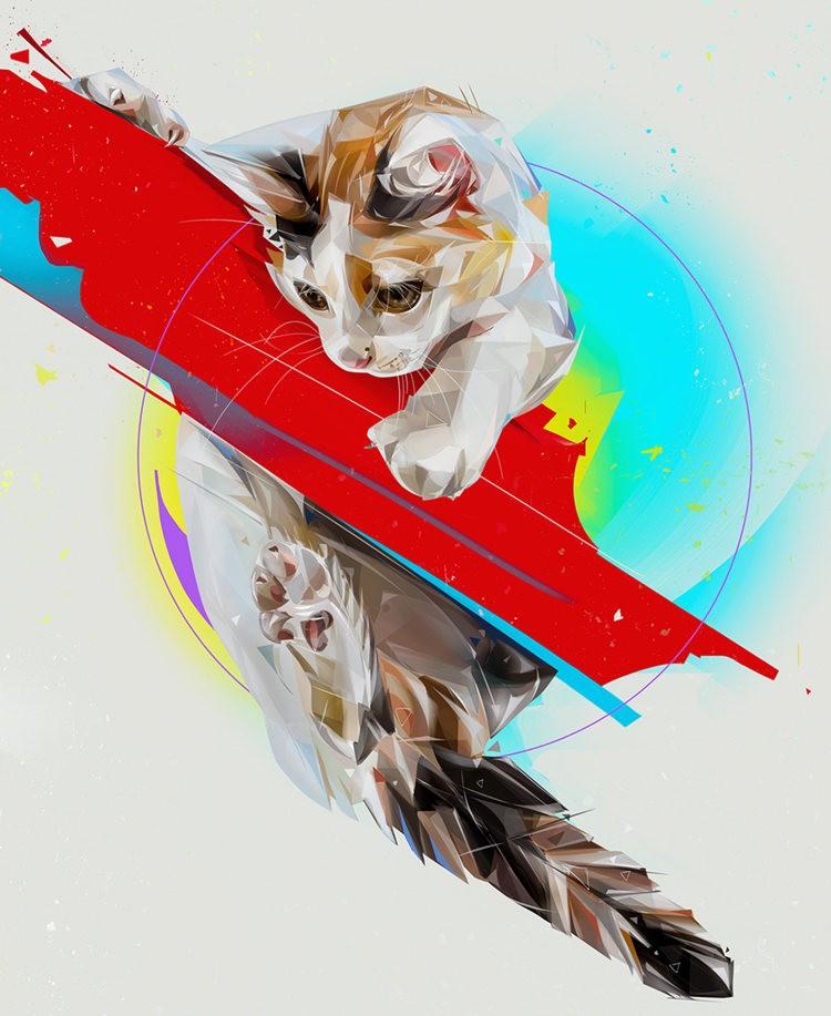 Denis Gonchar 的绘画作品_图1-2