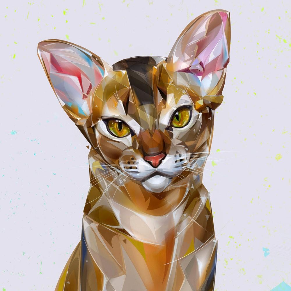 Denis Gonchar 的绘画作品_图1-9