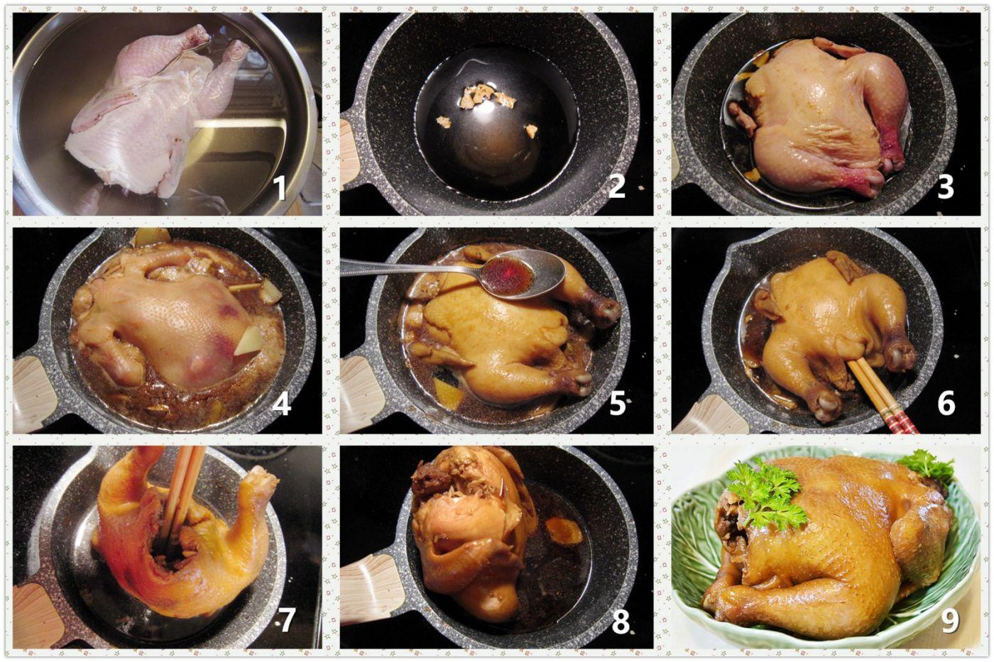 豉油鸡(又名酱油鸡)_图1-2