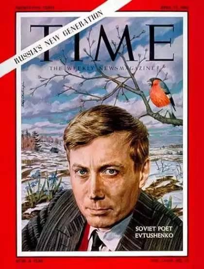 """重读""""苏联反动诗人叶夫图申科""""那句诗依然让我怦然心动_图1-1"""