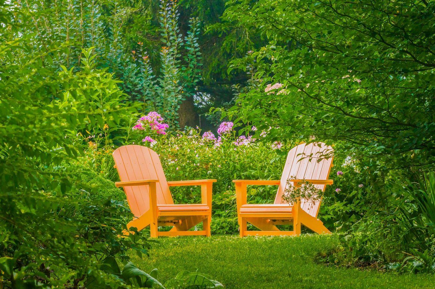 Chanticleer花园,春风得意