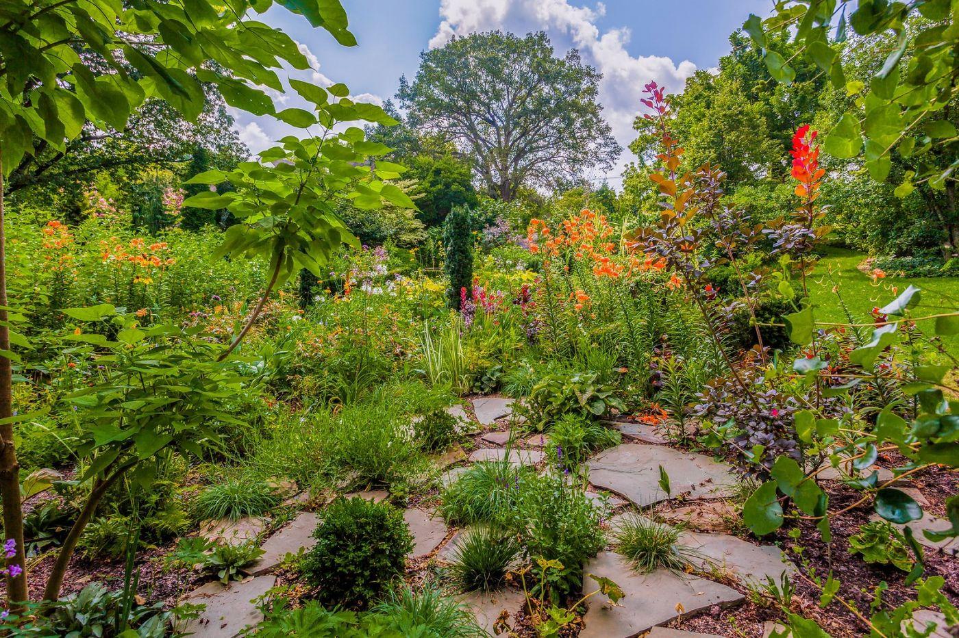 Chanticleer花园,春风得意_图1-15