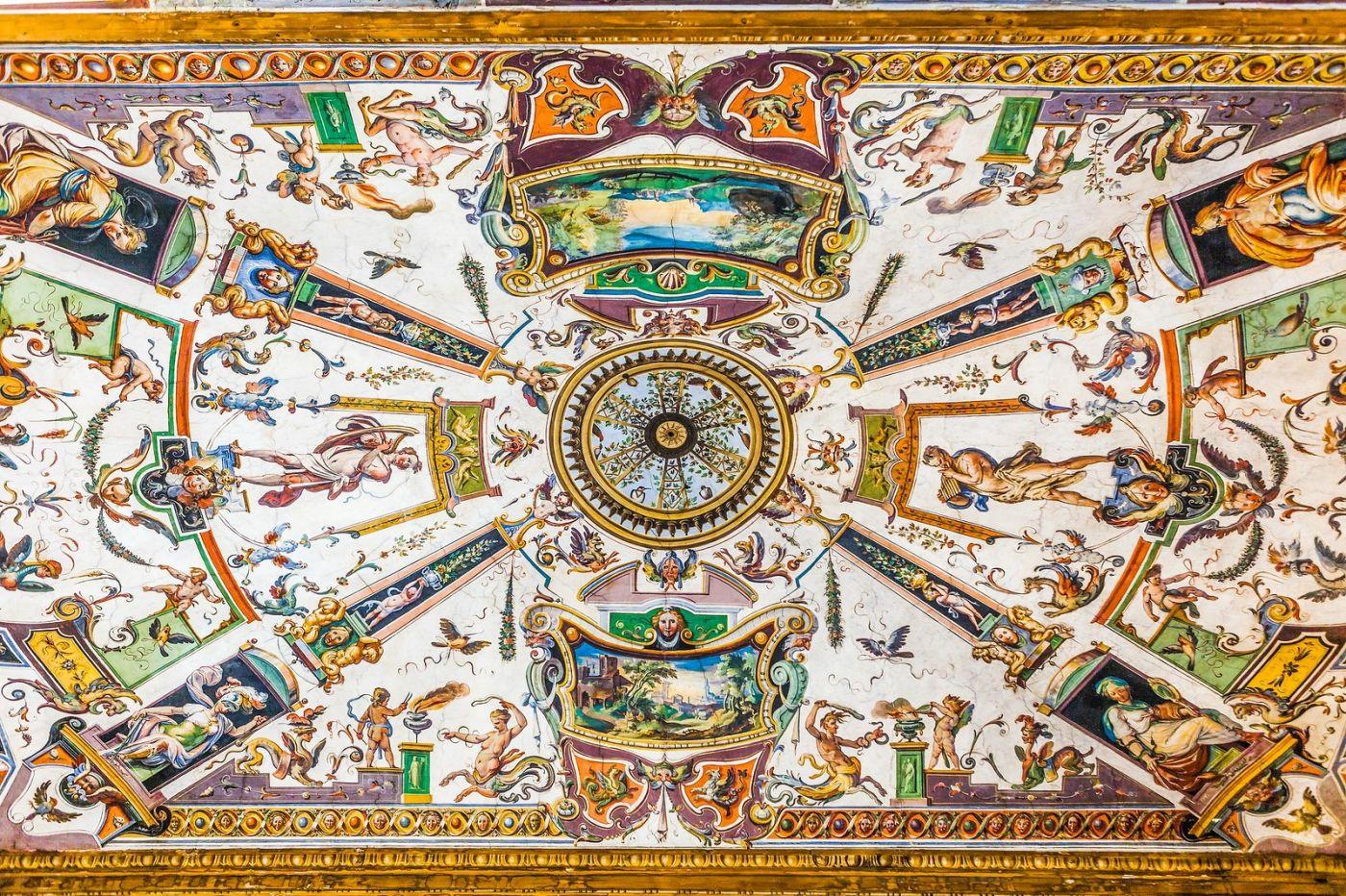 意大利佛罗伦斯乌菲兹美术馆, 藏品大展_图1-39