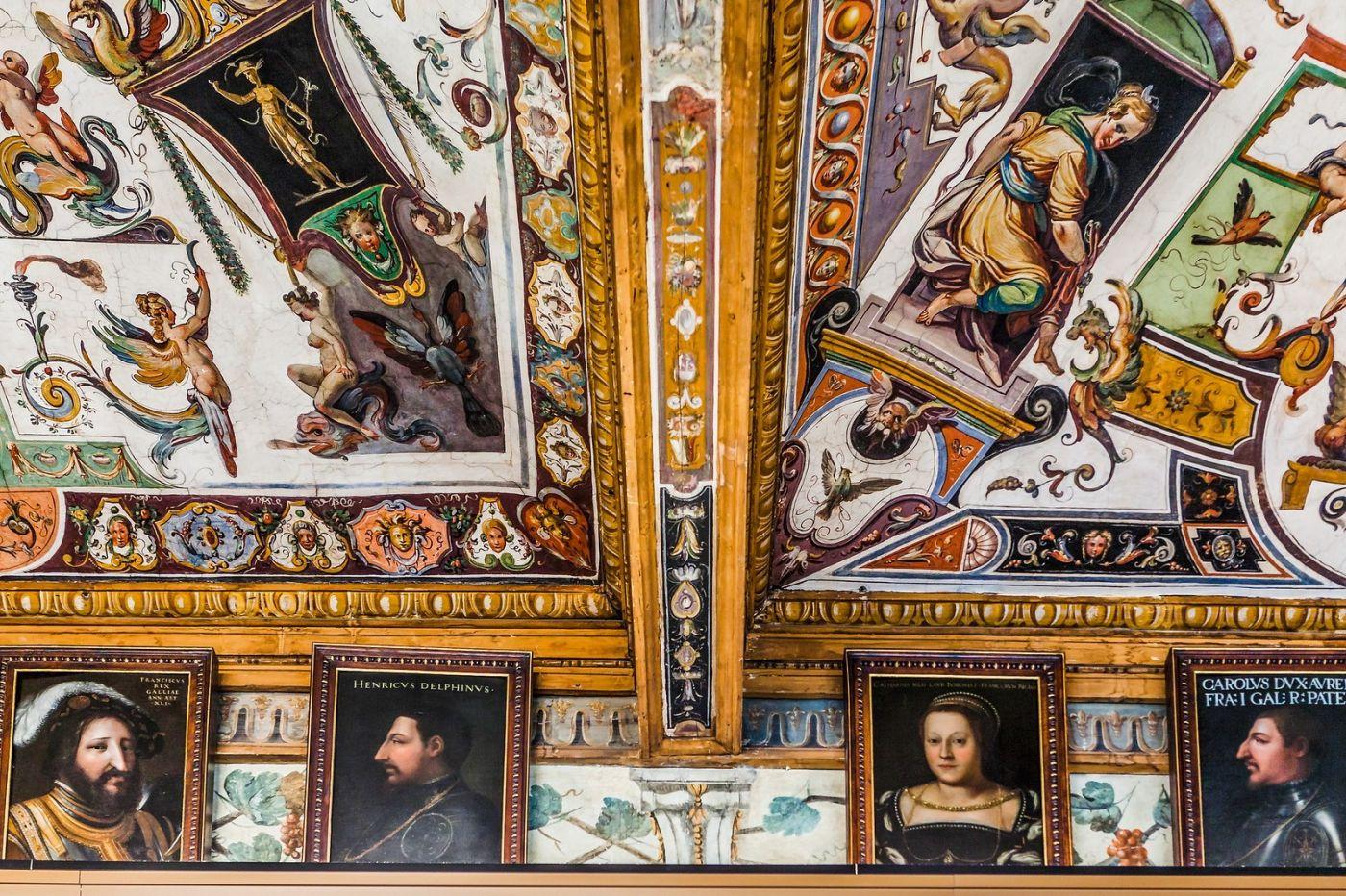 意大利佛罗伦斯乌菲兹美术馆, 藏品大展_图1-37
