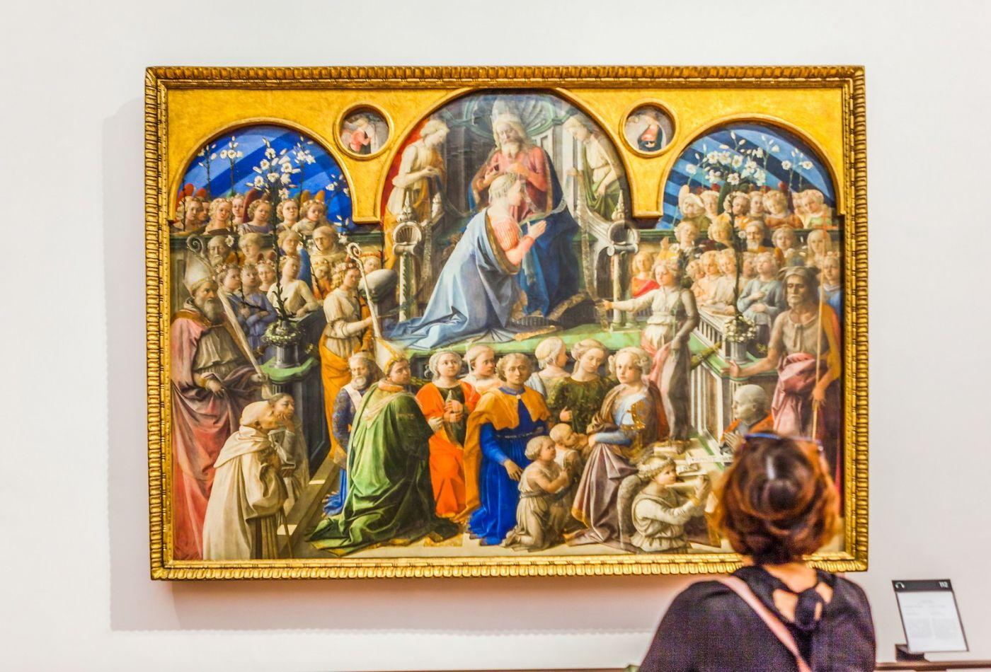 意大利佛罗伦斯乌菲兹美术馆, 藏品大展_图1-36