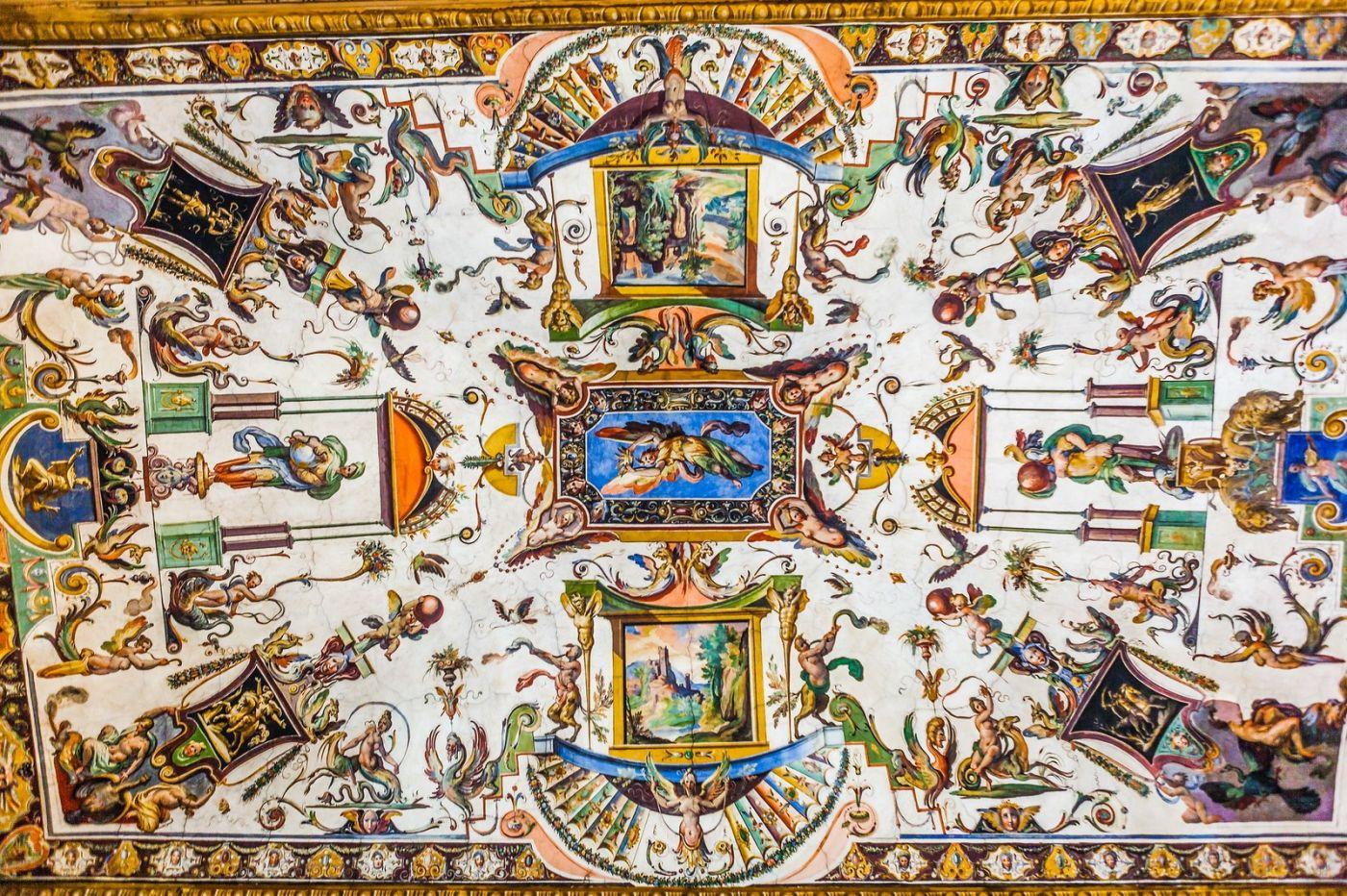 意大利佛罗伦斯乌菲兹美术馆, 藏品大展_图1-40