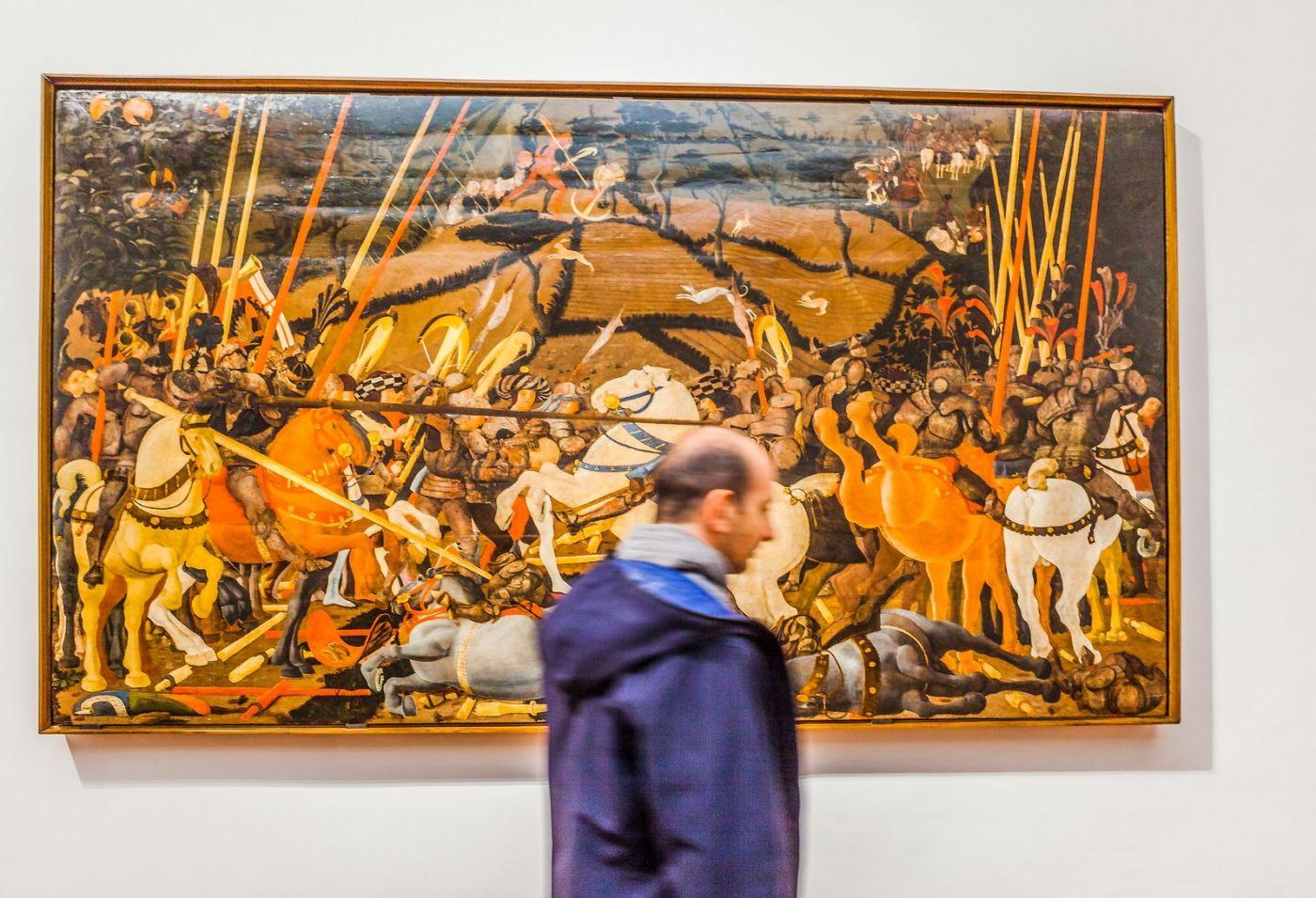 意大利佛罗伦斯乌菲兹美术馆, 藏品大展_图1-35