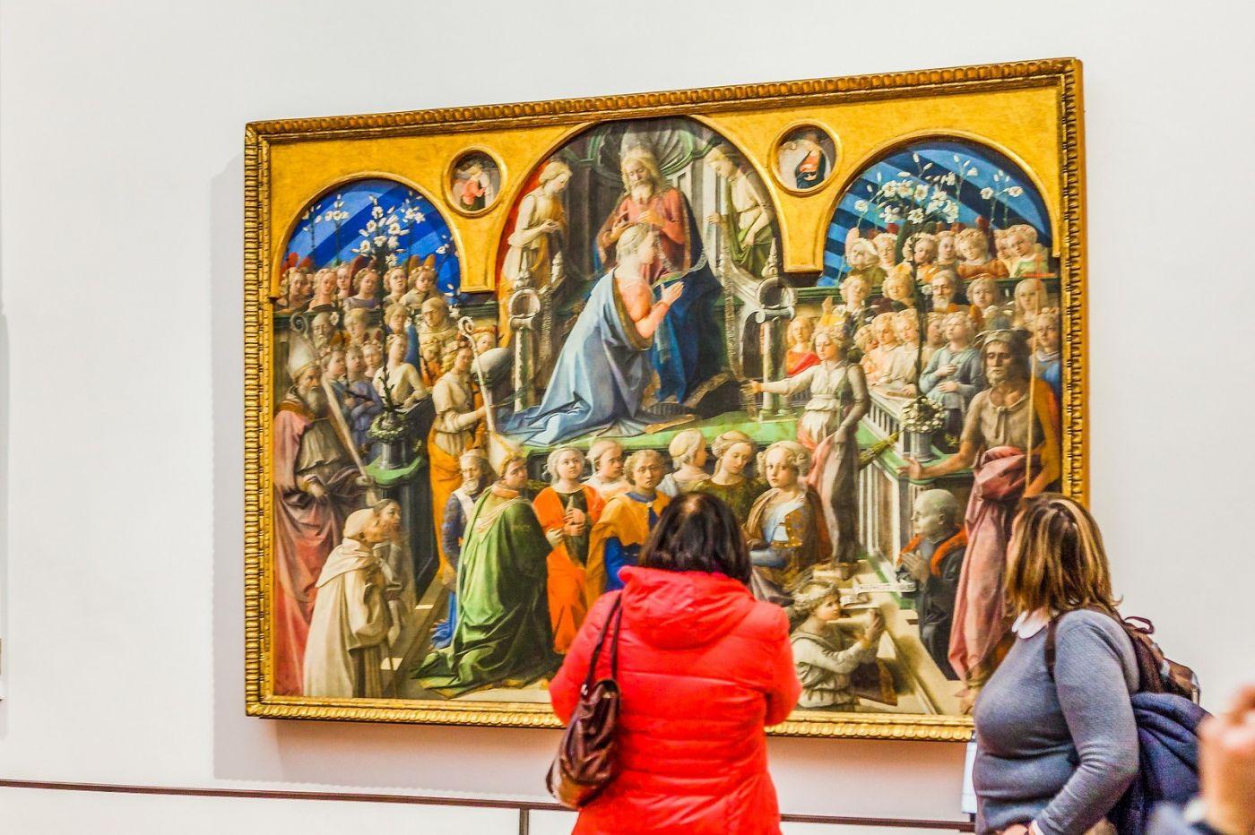 意大利佛罗伦斯乌菲兹美术馆, 藏品大展_图1-33