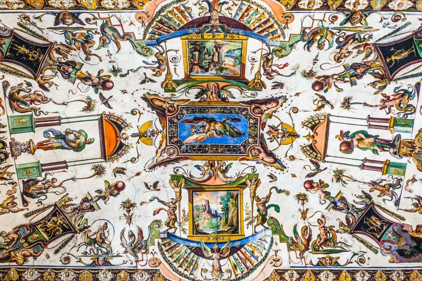 意大利佛罗伦斯乌菲兹美术馆, 藏品大展_图1-29
