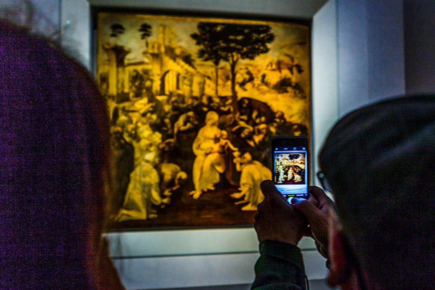 意大利佛罗伦斯乌菲兹美术馆, 藏品大展_图1-32