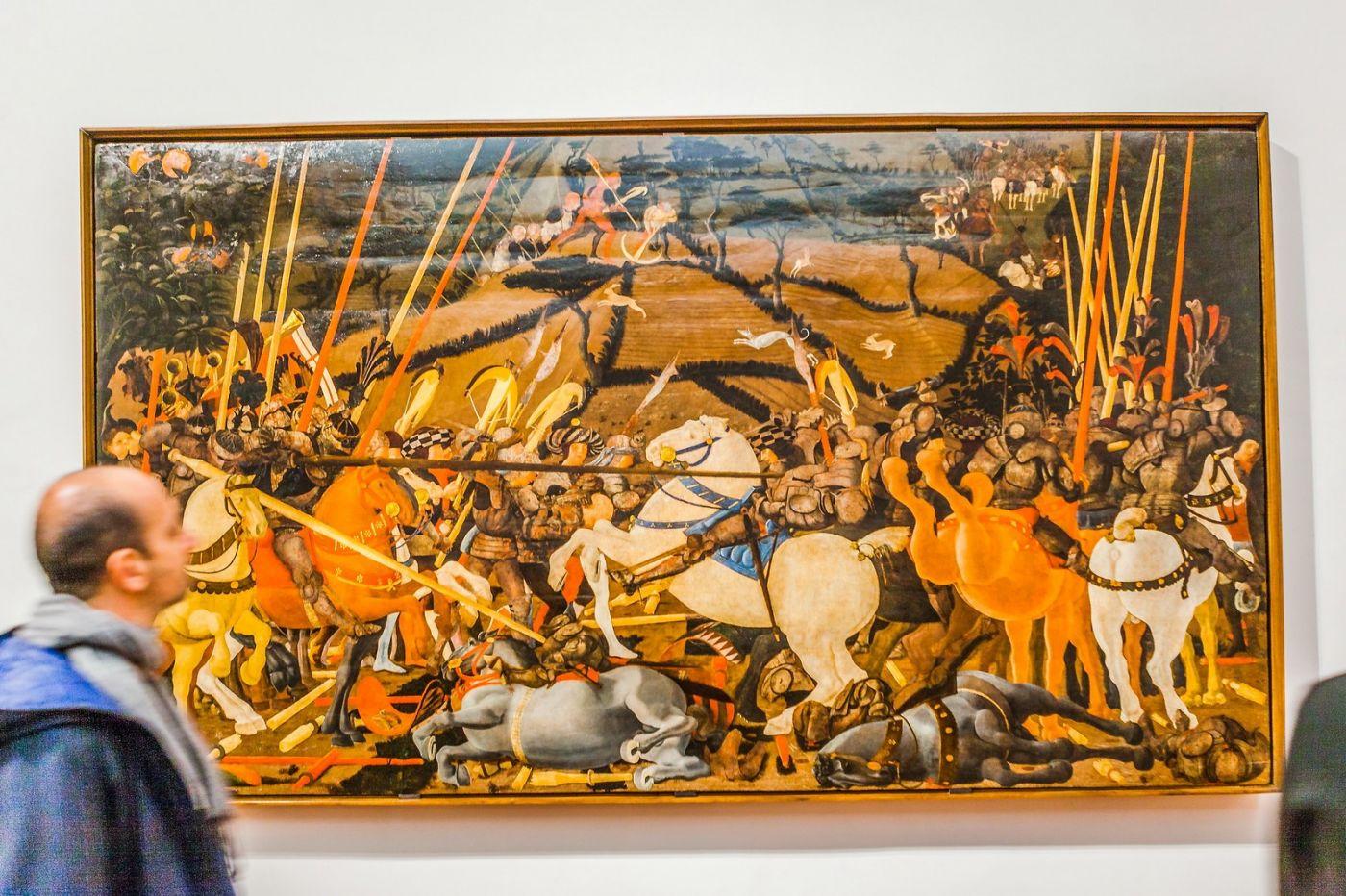 意大利佛罗伦斯乌菲兹美术馆, 藏品大展_图1-28