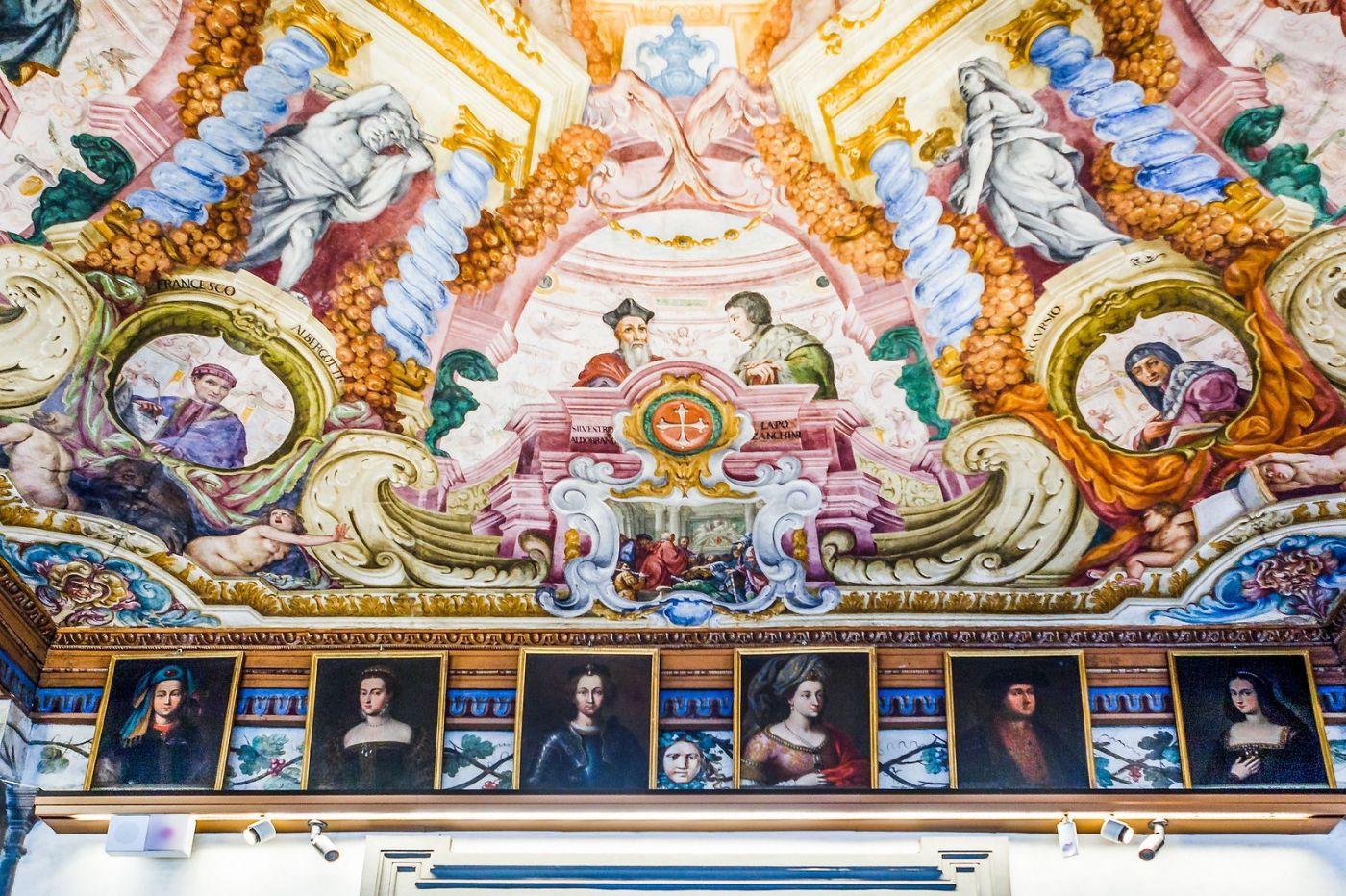 意大利佛罗伦斯乌菲兹美术馆, 藏品大展_图1-27