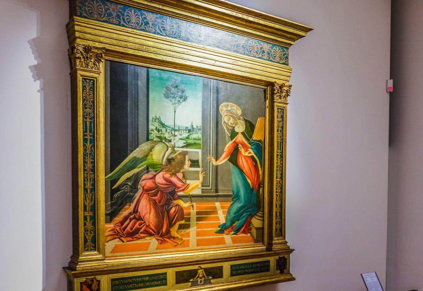 意大利佛罗伦斯乌菲兹美术馆, 藏品大展_图1-22