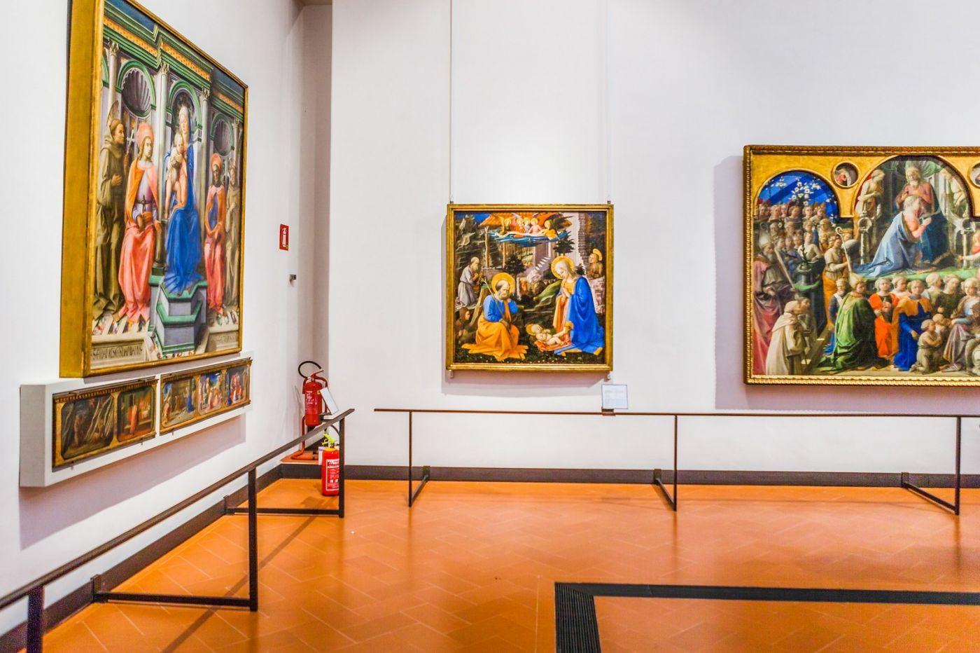 意大利佛罗伦斯乌菲兹美术馆, 藏品大展_图1-23