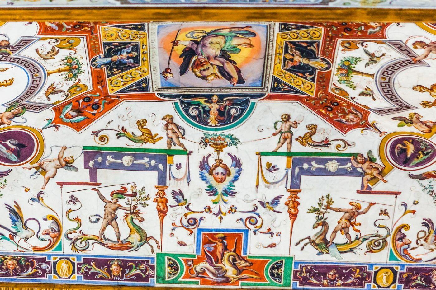意大利佛罗伦斯乌菲兹美术馆, 藏品大展_图1-24