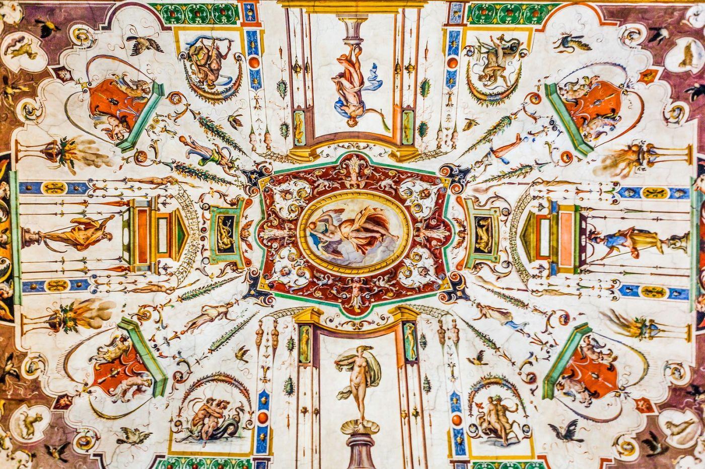 意大利佛罗伦斯乌菲兹美术馆, 藏品大展_图1-8