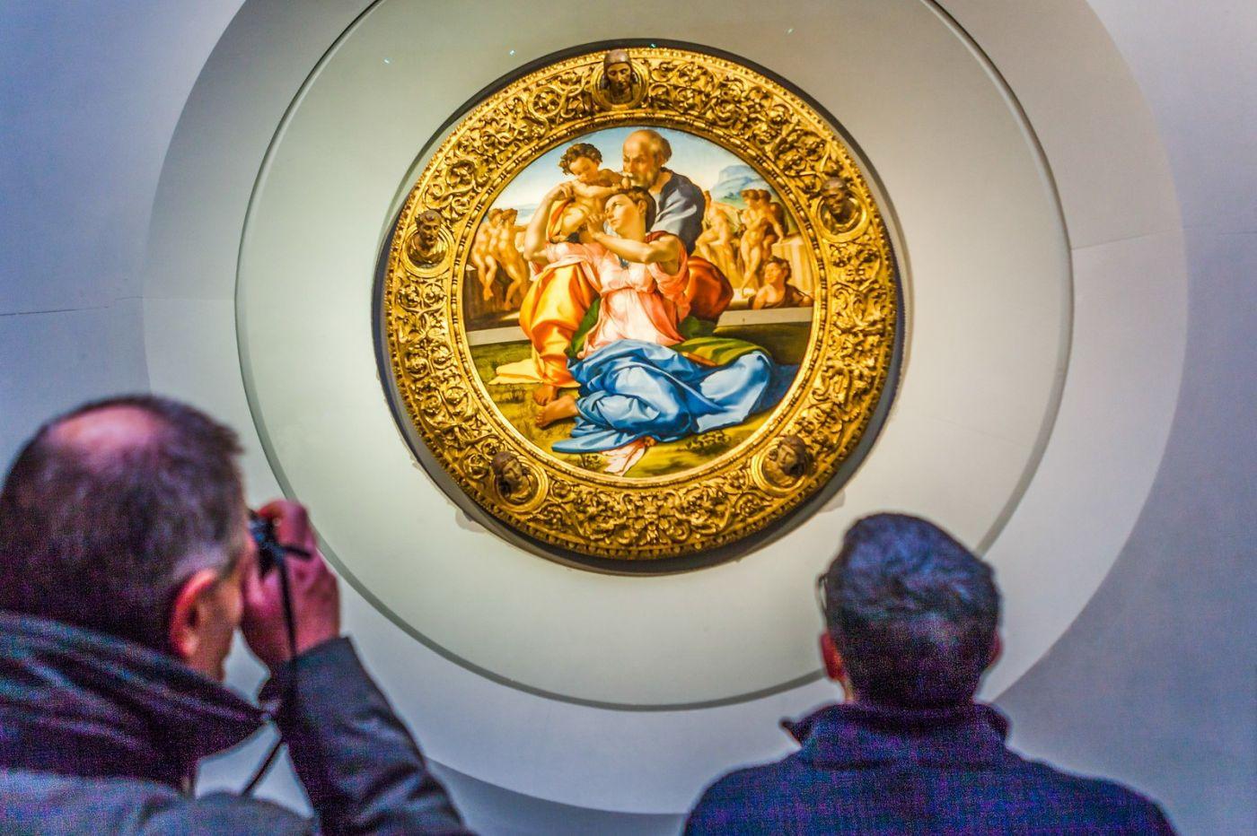 意大利佛罗伦斯乌菲兹美术馆, 藏品大展_图1-7